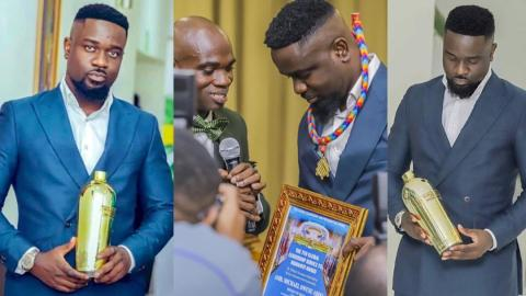 """""""I invested more than $10,000 into the award. Sarkodie did not pay anything"""" – Dr UN defends 'fake' UN awards"""