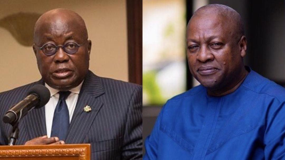 """""""John Mahama is promising things he can't do. He brags too much"""" – President Akufo-Addo"""