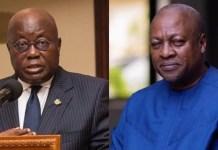Akufo Addo has not built a single university except renaming the old ones – John Mahama