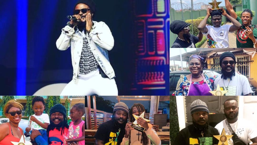 """""""This ward has really suffered"""" – Fans react to Ras Kuuku overly-obsession with first VGMA plaque"""