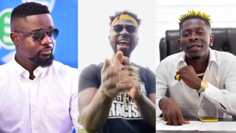 Asem throws shots at Sarkodie, Shatta Wale as he releases his version of 'Gimme Way'