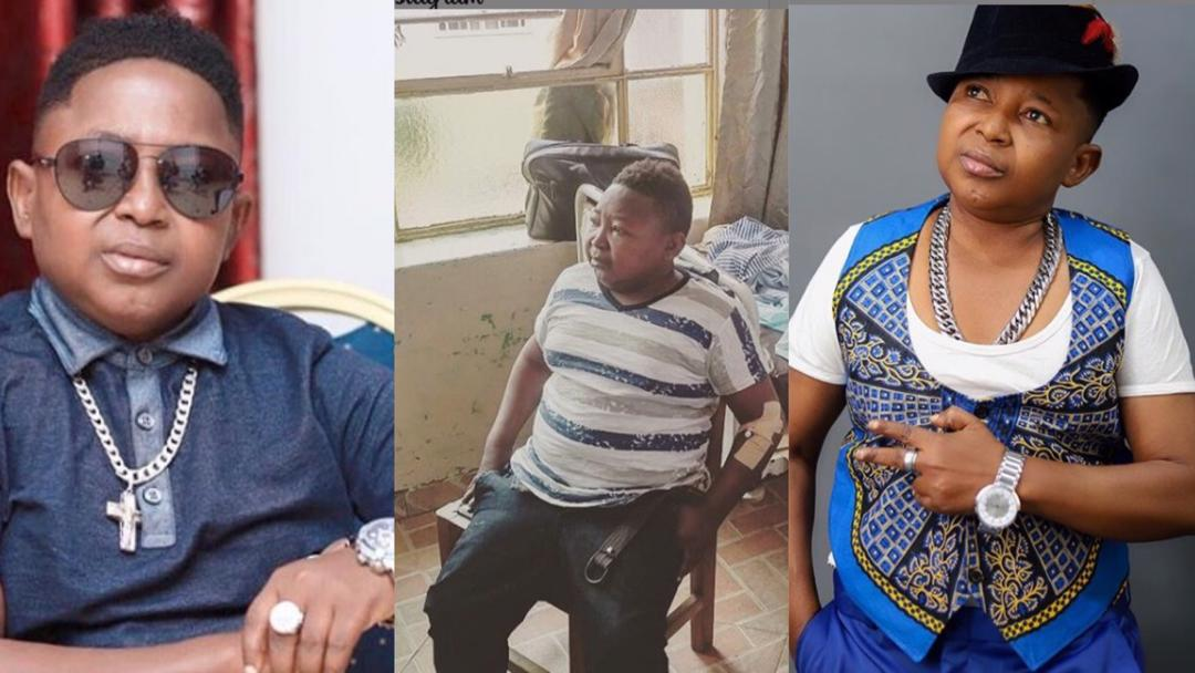 Actor Wayoosi shares new photos after recovering from Kidney failure disorder; promises never to drink alcohol or eat meat