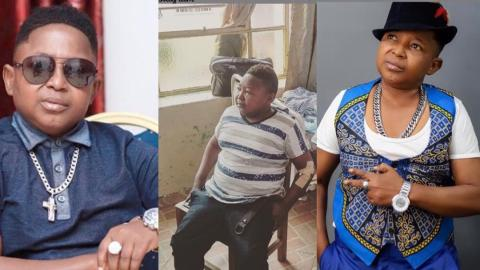 Actor Wayoosi shares new photos after recovering from Kidney failure; promises never to drink alcohol or eat meat