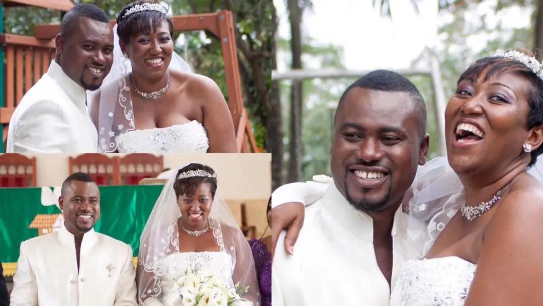 Abeiku Santana and wife celebrate 13th wedding anniversary with throwback photos