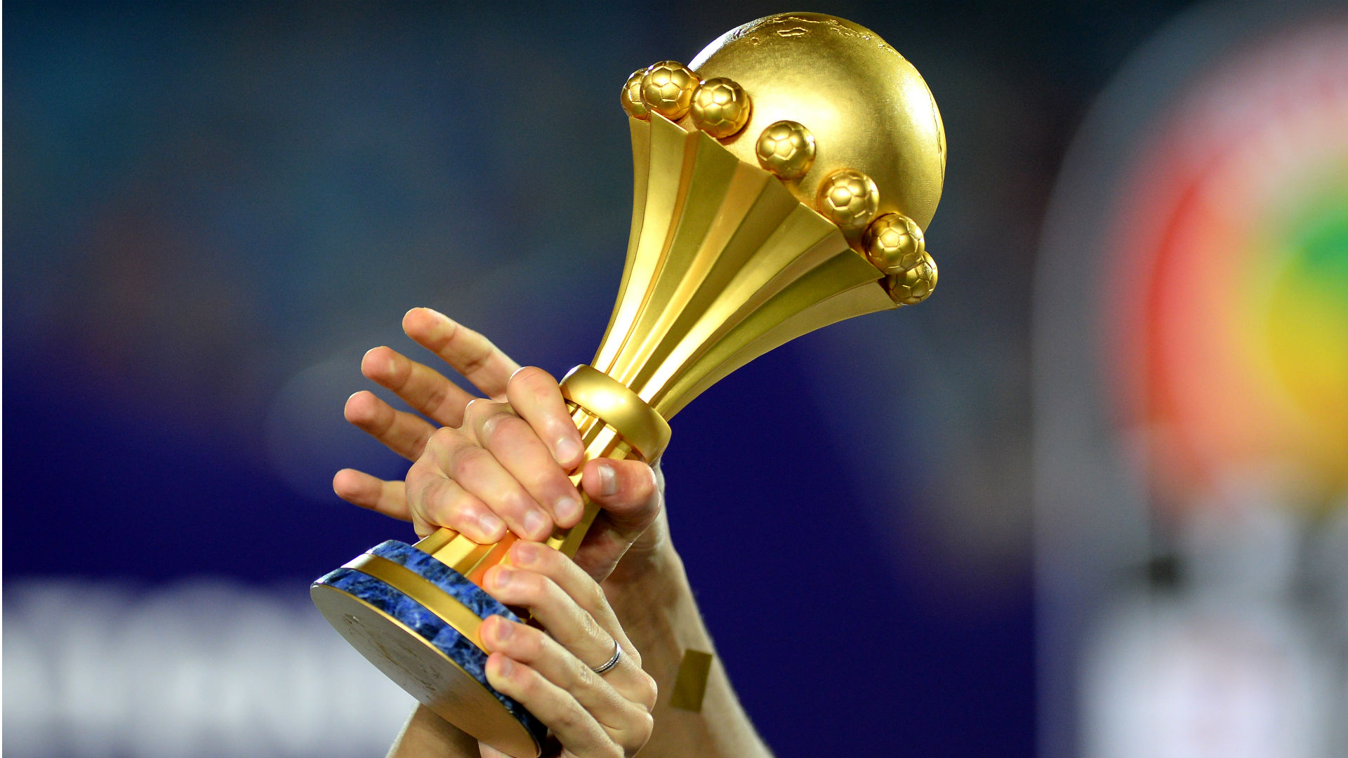 AFCON Trophy Reportedly Stolen From CAF Office