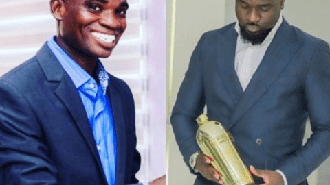 Dr. UN Warns Sarkodie To Show Some Respect On His Name Else He Will Take His Award Back