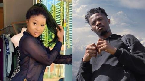 """Mtcheeeww"" – Efia Odo Reveals How She Is Jealous Because Kwesi Arthur Was Too Close To A Lady"