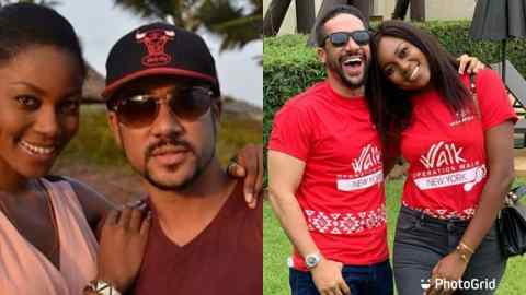 You Stood By Me When I Had No one – Yvonne Nelson Pens Down Emotional Message To Majid Michel