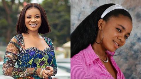 There Is Time For Everyone – Fans Encourage Themselves After Seeing Serwaa Amihere's Throwback Photo