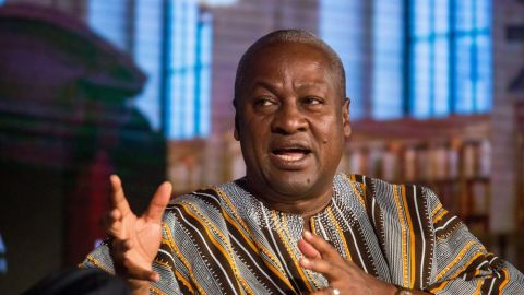 Any disorder in Nigeria will indirectly affect Ghana – Former Prez. Mahama speaks on #EndSARS