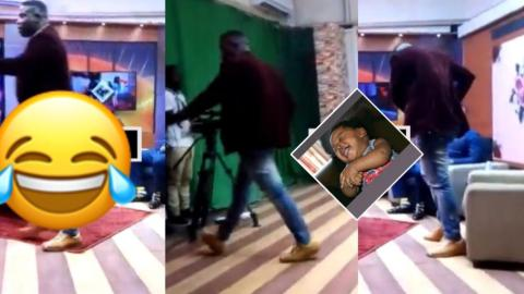 Pastor Blinks In Viral Video Shaving Lady's Private Part Walks Out On Live TV Kantanka TV