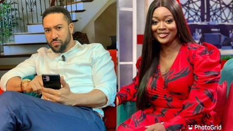 We Were Once Broke That Jackie Appiah  And I Walked From Osu To Dzorwulu – Majid Michel Narrates