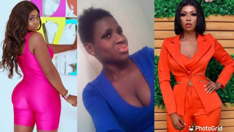 """This Same Girl Used To Consistently Tell Me I Have A Flat Ass""  – Salma Mumin Joins Selly Galley In ""Fighting"" Henewaa"