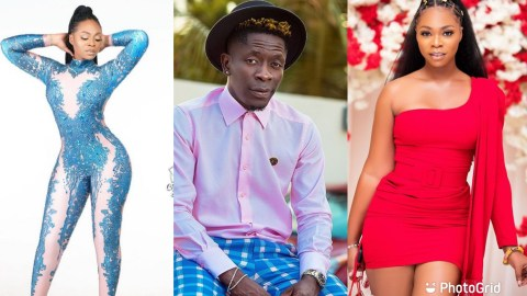 (+VIDEO) No Matter How Angry I Am At You, I Will Always Celebrate You – Michy Celebrates Shatta Wale's Birthday