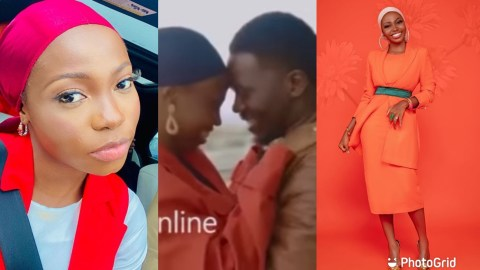 Watch The Beautiful Moment Comedian Taaooma's Boyfriend Proposed To Her (+VIDEO)