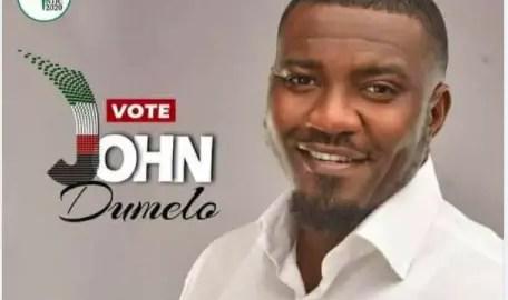 Ghana Election 2020: John Dumelo Wants Voting Halted Over Absence Of Indelible Ink