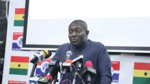 """We'll pay your rent in our 2nd term"" – NPP promises Ghanaian youth"