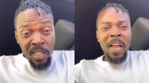 2021 VGMA: Kwaw Kese explains the cause of his rant while on VGMA stage