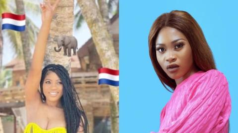 Musician Eazzy distances herself from flyers making rounds that she has endorsed '4 More 4 Nana'