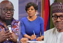 """""""Our president is not your president's father"""" – Nana Aba Anamoah replies Nigerians attacking Prez. Akufo-Addoon social media"""
