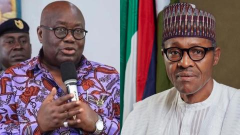 Don't talk about our issues if you don't have facts – President Buhari replies Prez Akufo-Addo and others