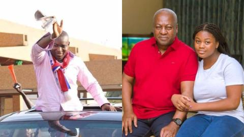 Mahama should stop flaunting his daughter on social media before she is caught and defiled – Chairman Wontumi [Video]