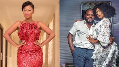 """""""I am forever yours"""" – Selley Galley writes emotional birthday message to husband, Praye Tietia"""