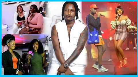 Joey B, Fameye, Kofi Mole, Camidoh, others wow fans with stellar performance at Kelvynboy's Black Star Album listening session