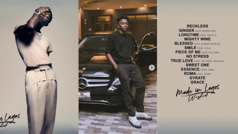 "Meet Fawaz Ibrahim; The Young Ghanaian Creative Mind Who Designed The Cover Art For Wizkid's ""Made In Lagos"" Album"