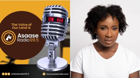 Naa Ashokor's Radio Station Asaase Radio To Commence Mass Testing Of Staff After She Tested Positive