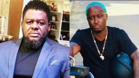 Bulldog Stirs Controversy, Says Papi Of 5Five Fame Went to Benin For Charms Before He 'Blew'