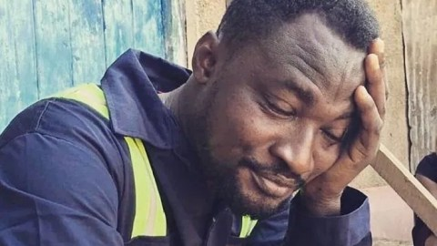 """"""" Today, I die as a hero"""" – Funny Face drops supposed suicide note as he announces his potential death"""