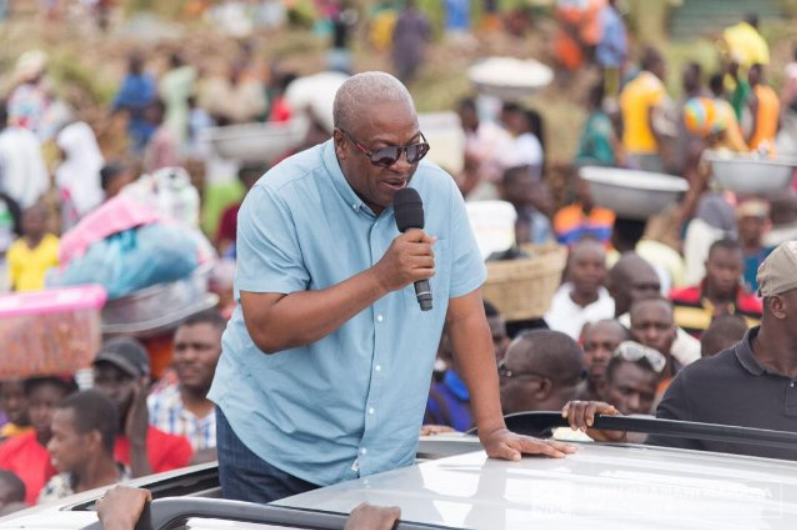 Unemployed Workers Will Earn Income Under NDC – John Mahama