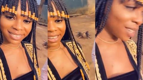 Shatta Michy Introduces Her Papa No Who Is Getting Her All The Cars And Houses
