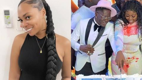 Michy Was Taking Care Of Our Son – Shatta Wale Finally Explains Why She Didn't Come To His Birthday Party