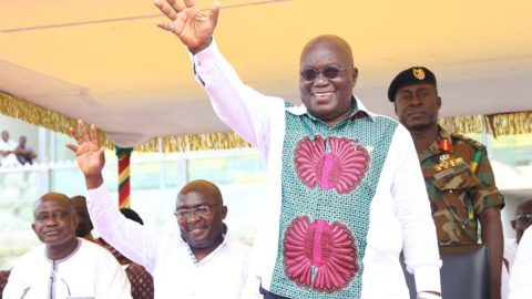 Ghanaians know I am a true and honest president and will give me another 4 years – Akufo-Addo