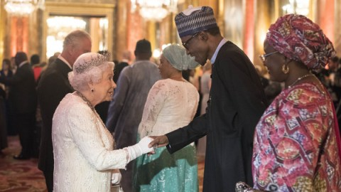 New Evidence Shows Queen Elizabeth Allegedly Sent Condolence Message to Nigerians Over Buhari's Death In February 2017