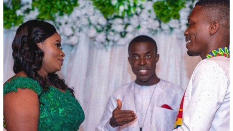 Clemento Suarez Marries Longtime Girlfriend- See Photos/Video