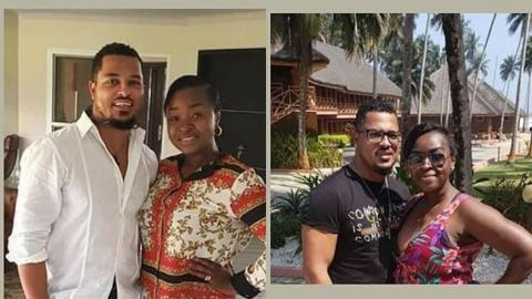 """Your Face Like A War Film"" – Nigerian Lady Is Backlashed For Saying Van Vicker's Wife Is Ugly"