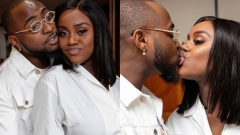 """""""Any woman who makes fun of Chioma is a hater"""" – Woman defends Chioma after Davido was caught kissing pretty model Mya Yafai"""