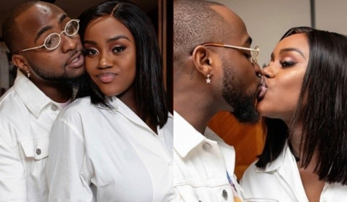 May God make you as happy as you always make me – Chioma pens down an emotional birthday message to Davido