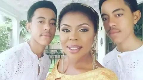 """Show Ghanaians your twins' WASSCE results"" – Bukom Banku challenges Afia Schwarzenegger"