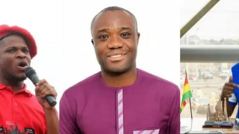 People Like Sammy Gyamfi and Felix Ofosu Kwarkye are not fit to do politics – Kennedy Agyapong