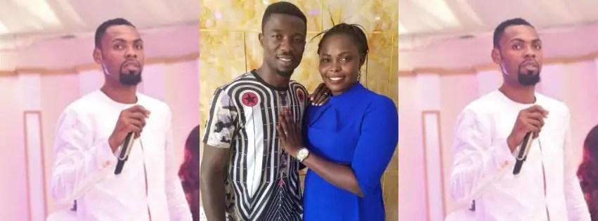 Rev Obofour and Kwaku Manu