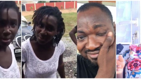 "AUDIO: ""How Funny face talks to me is very bad as his utterances are like toilet"" – Vanessa"