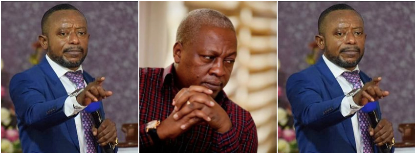 Mahama can never be president