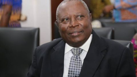 Breaking: The Special Prosecutor, Martin Amidu has resigned from his position