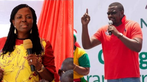 """Ghana Election 2020: """"Let's do this today – John Dumelo poised to win Ayawaso West seat"""