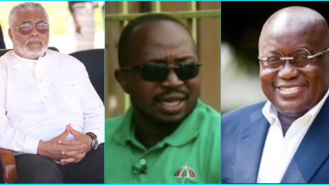 """""""Rawlings died because of Nana Addo's failure to take him to US for treatment"""" – Atubiga"""
