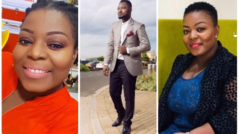 (+VIDEO) Funny Face Spits More Fire, Accuses Maame Yeboah's Husband Of Sleeping With Small Girls And More..